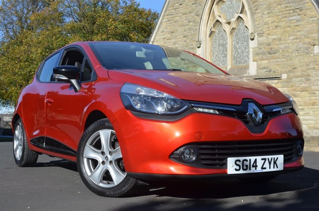 used Renault Clio DYNAMIQUE MEDIANAV in warrington