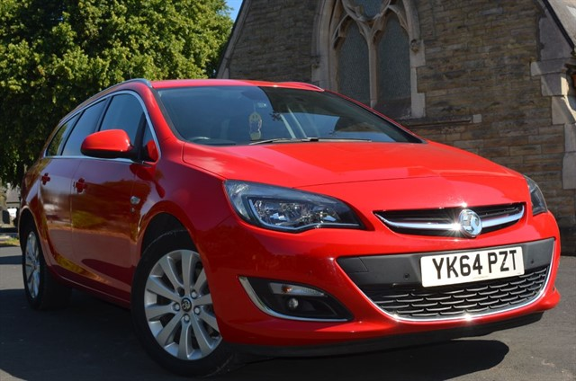 used Vauxhall Astra ELITE CDTI S/S in warrington