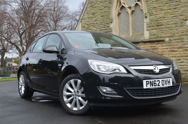 used Vauxhall Astra ACTIVE in warrington