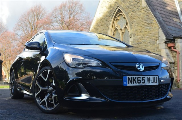 used Vauxhall Astra VXR in warrington