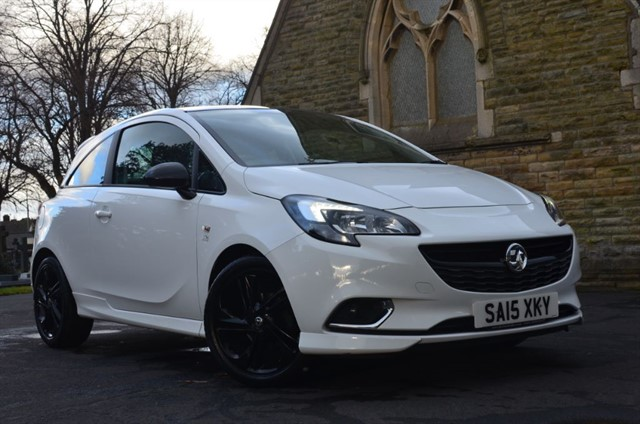 used Vauxhall Corsa LIMITED EDITION in warrington