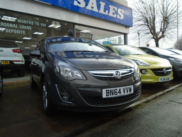 used Vauxhall Corsa SXI AC in warrington