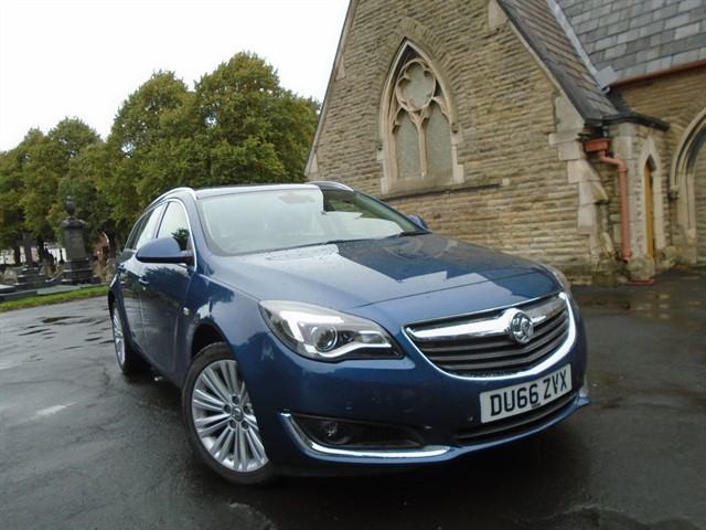 used Vauxhall Insignia TECH LINE CDTI in warrington