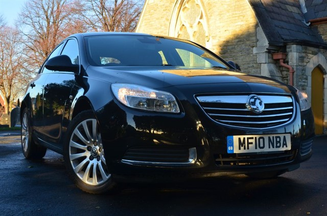 used Vauxhall Insignia SE CDTI in warrington