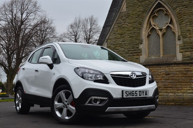 used Vauxhall Mokka TECH LINE CDTI S/S in warrington