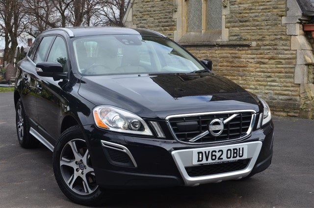 used Volvo XC60 D4 SE LUX NAV AWD in warrington