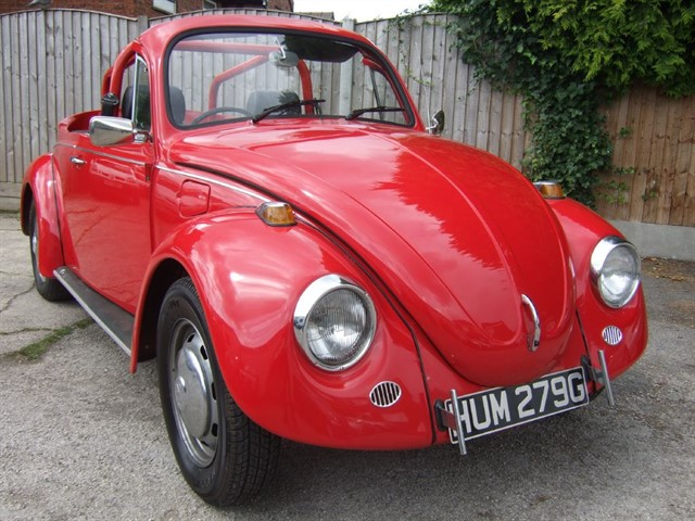 used VW Beetle 1600 in warrington