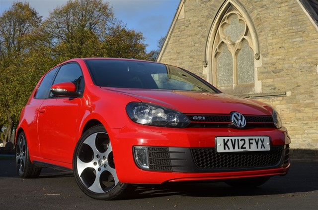 used VW Golf GTI in warrington