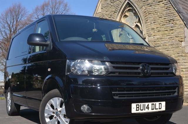 used VW Transporter T30 TDI KOMBI HIGHLINE in warrington