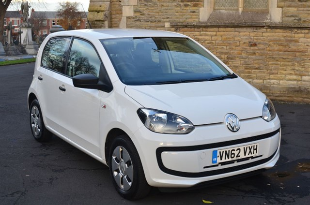 used VW Up TAKE UP in warrington