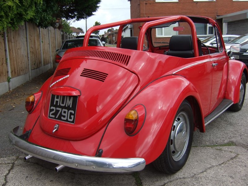 used red vw beetle for sale cheshire. Black Bedroom Furniture Sets. Home Design Ideas