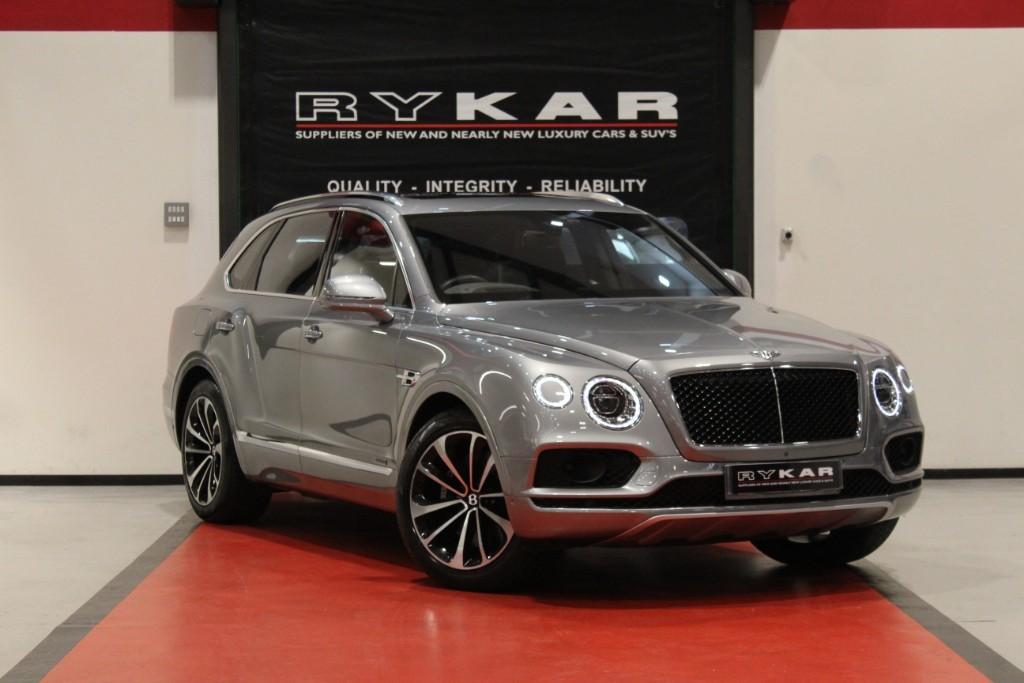 Quality Bentley Bentayga For Sale In London Rykar