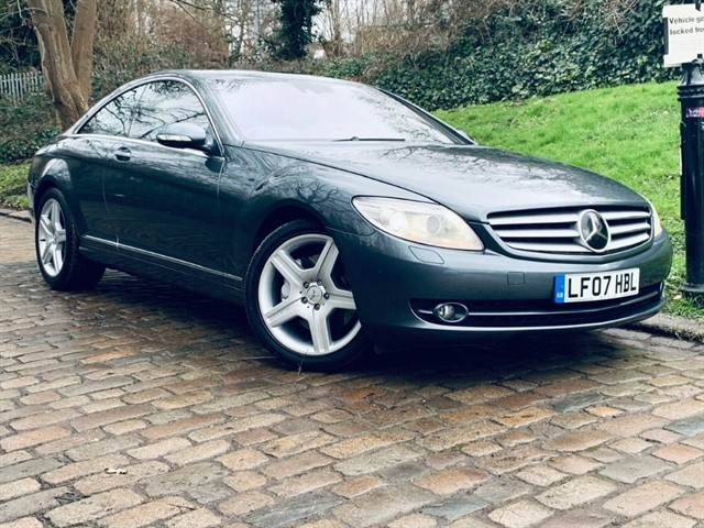 Mercedes Unlisted