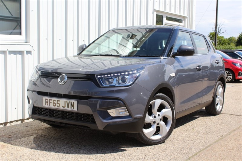 used Ssangyong Tivoli EX in virginia-water