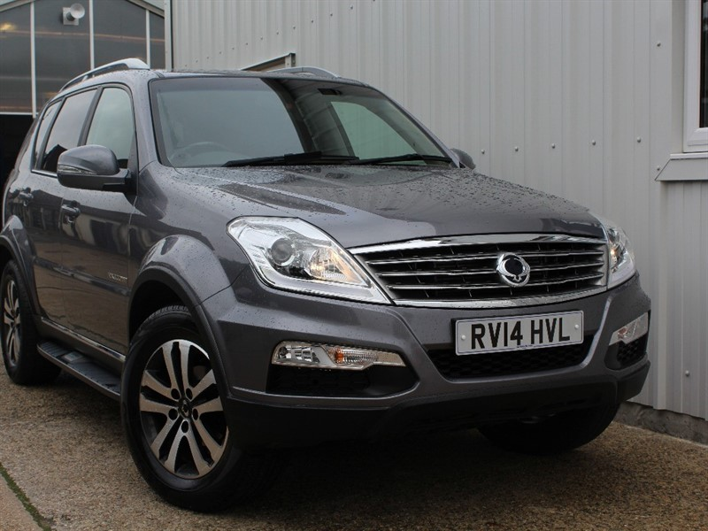 used Ssangyong Rexton EX in virginia-water