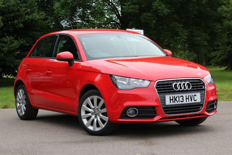 used Audi A1 TFSI Sport Sportback 5dr in virginia-water