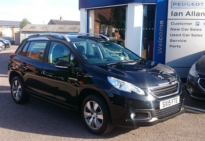 used Peugeot 2008 BLUE HDI ACTIVE in virginia-water