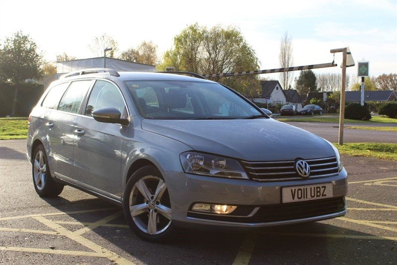 used VW Passat SE TDI BLUEMOTION TECHNOLOGY in virginia-water