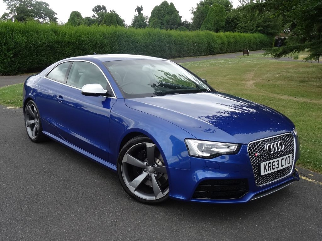 used sepang blue audi rs5 for sale essex. Black Bedroom Furniture Sets. Home Design Ideas