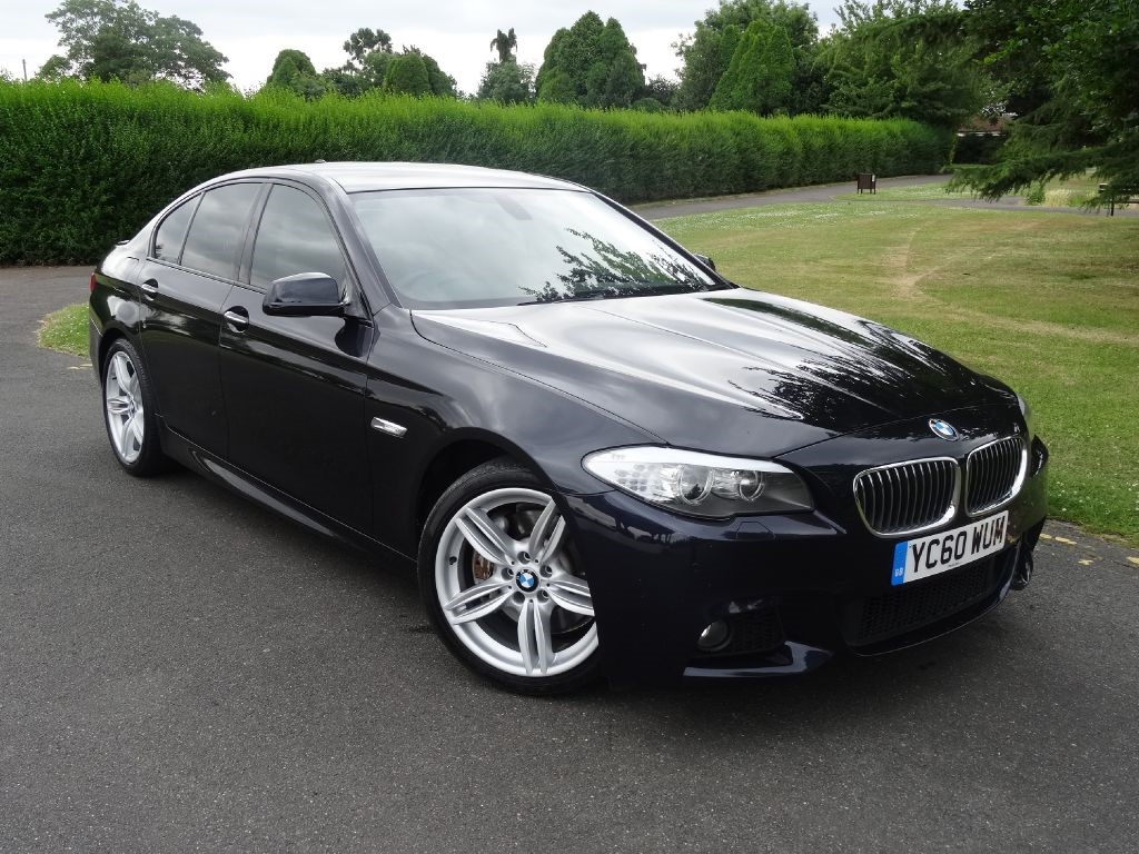 used carbon black bmw 525d for sale essex. Black Bedroom Furniture Sets. Home Design Ideas
