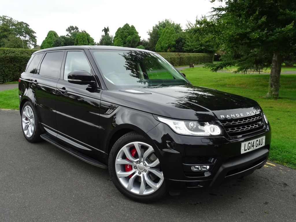 used santorini black land rover range rover sport for sale essex. Black Bedroom Furniture Sets. Home Design Ideas