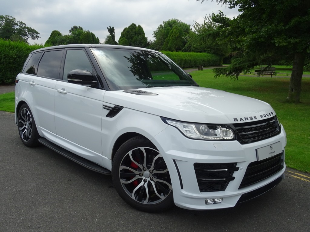White Land Rover >> Used Fuji White Land Rover Range Rover Sport For Sale Essex