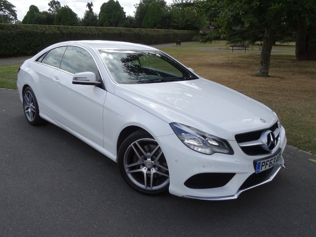 Used Mercedes E220 For Sale