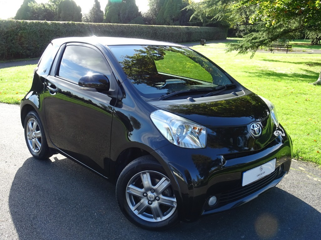 toyota iq for sale essex