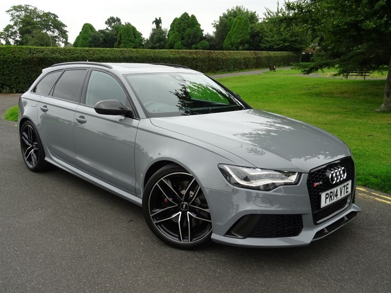 used Audi A6 RS6 AVANT TFSI V8 QUATTRO in in-essex