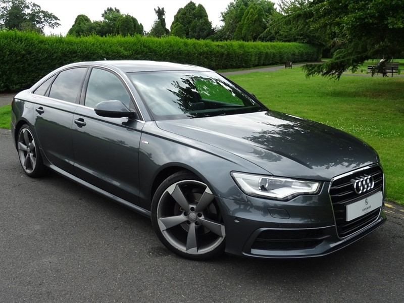 used Audi A6 Saloon 3.0 TDI S LINE in in-essex