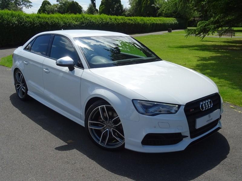 used Audi S3 QUATTRO in in-essex