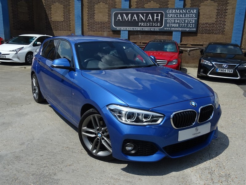 used BMW 116d M SPORT in in-essex