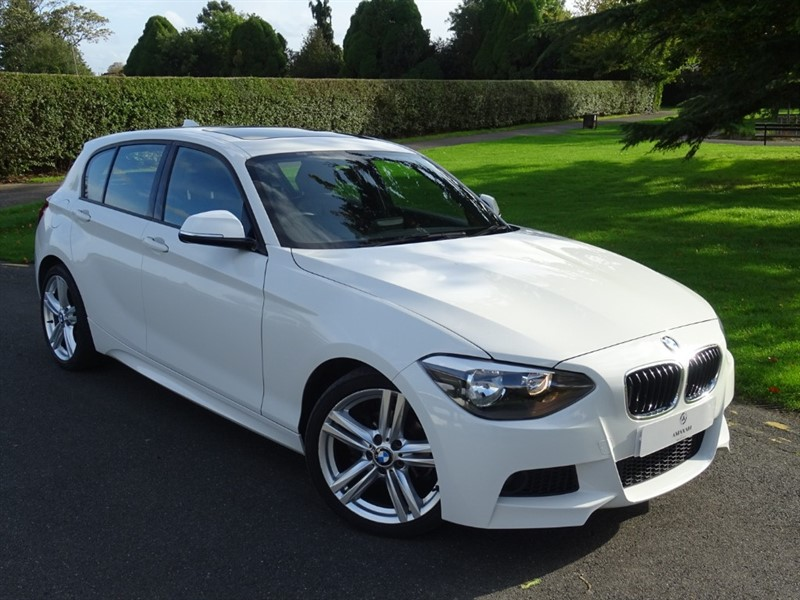 used BMW 116i M SPORT in in-essex