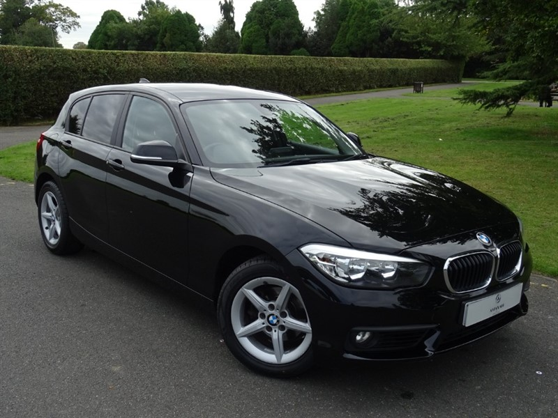 used BMW 118d SE in in-essex