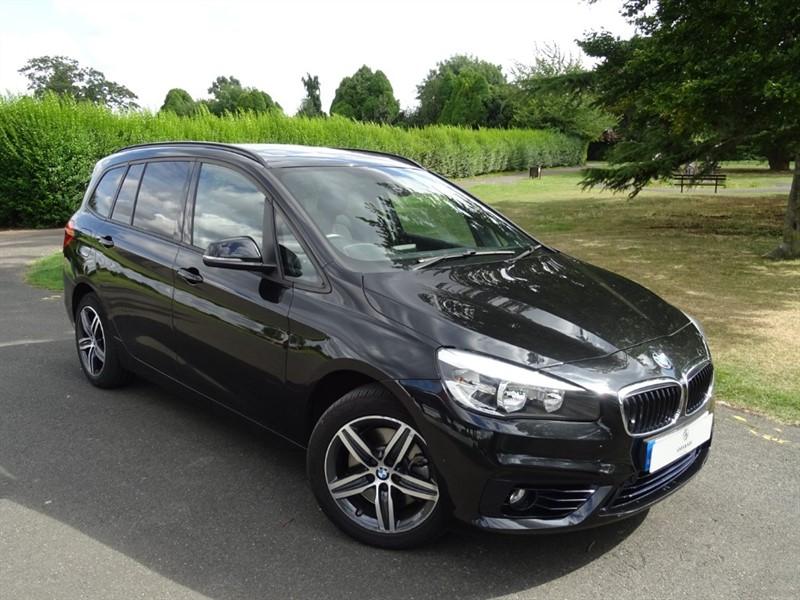 used BMW 220d SPORT GRAN TOURER in in-essex