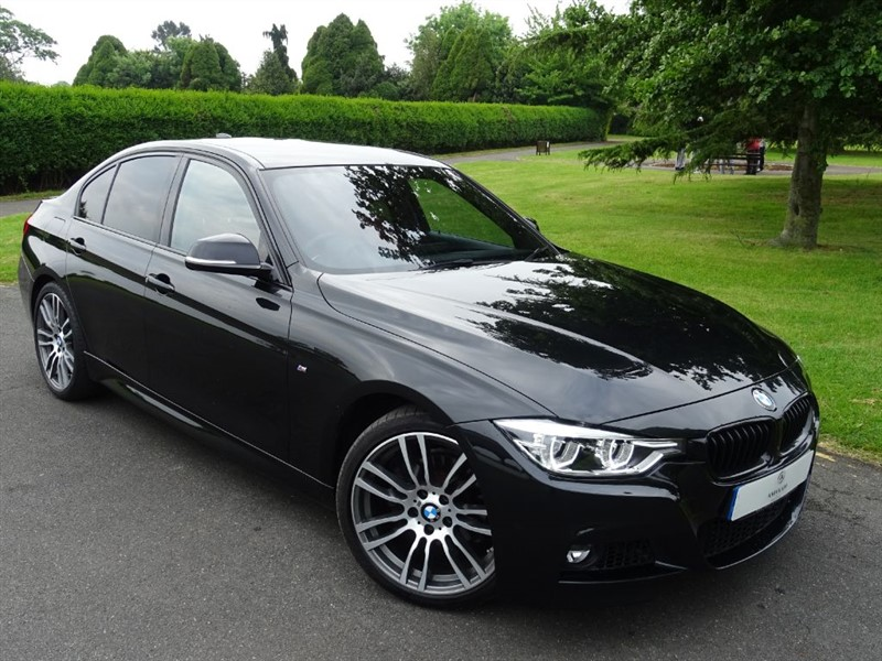 used BMW 320d M SPORT in in-essex
