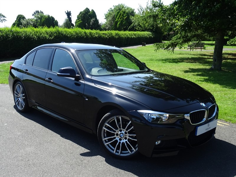 used BMW 318d M SPORT in in-essex