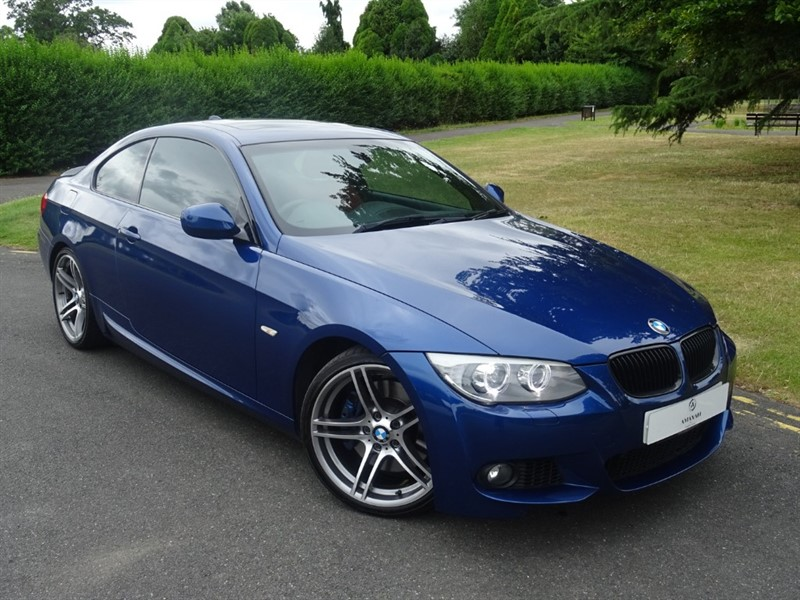 used BMW 335i M SPORT in in-essex