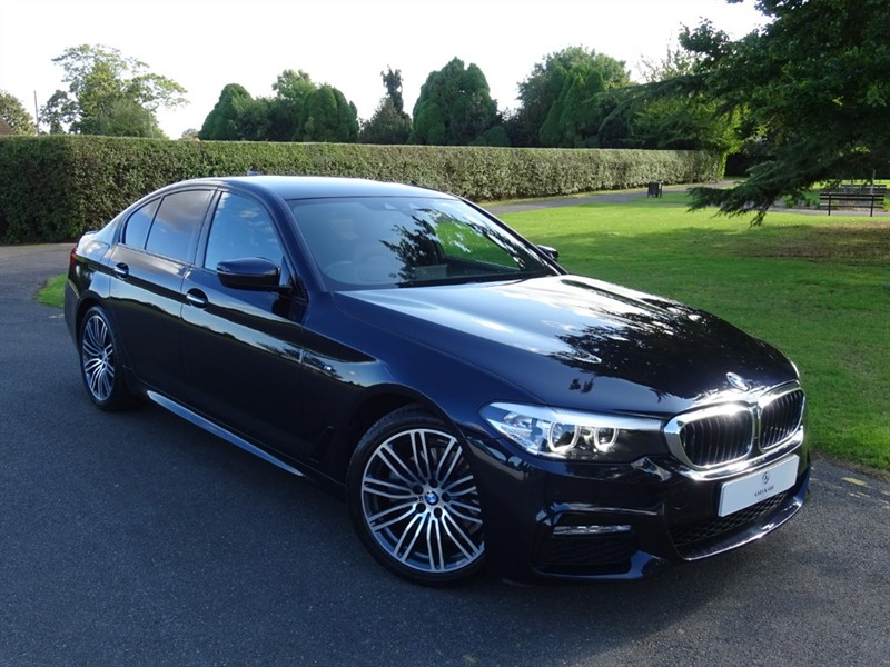 used BMW 520d XDRIVE M SPORT in in-essex