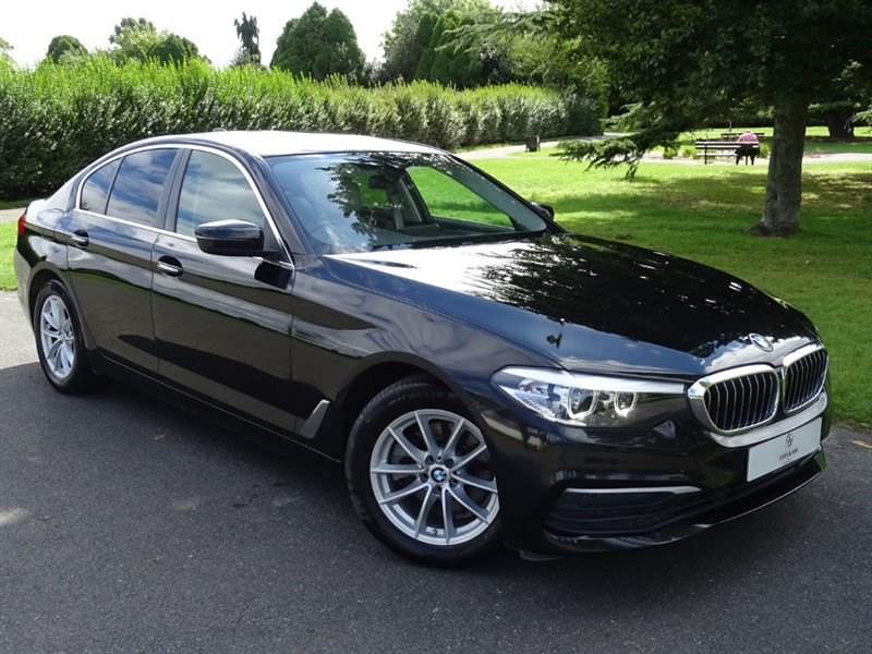 used BMW 520d SE in in-essex