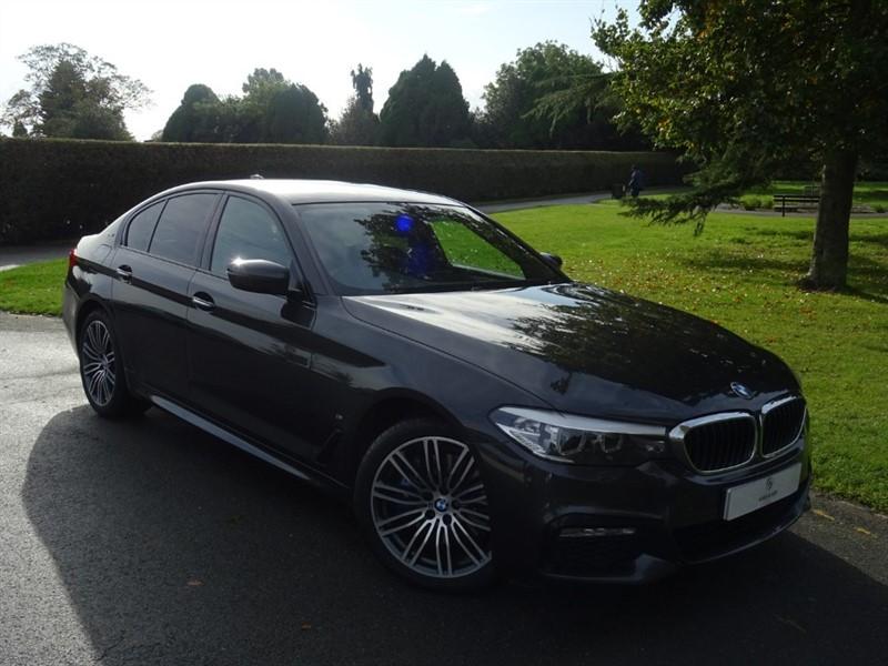 used BMW 530e M SPORT in in-essex