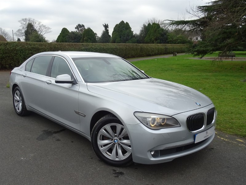 used BMW 730Ld SE in in-essex