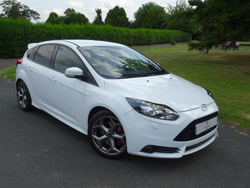 used Ford Focus ST-3 in in-essex