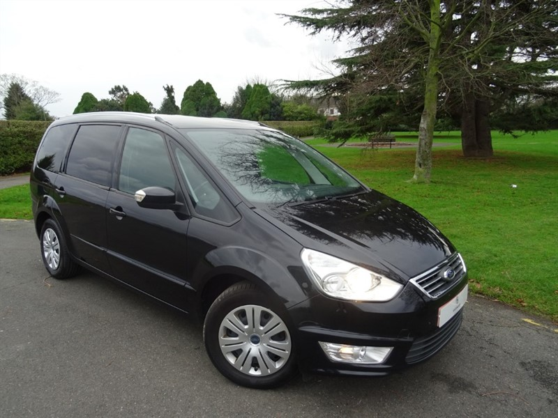 used Ford Galaxy ZETEC TDCI in in-essex