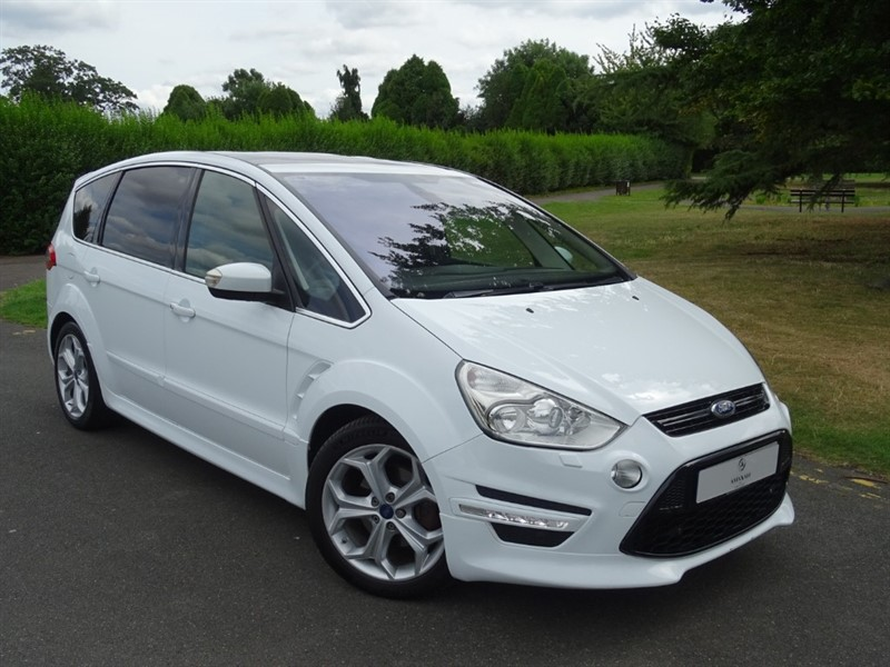 used Ford S-Max TITANIUM X SPORT TDCI in in-essex