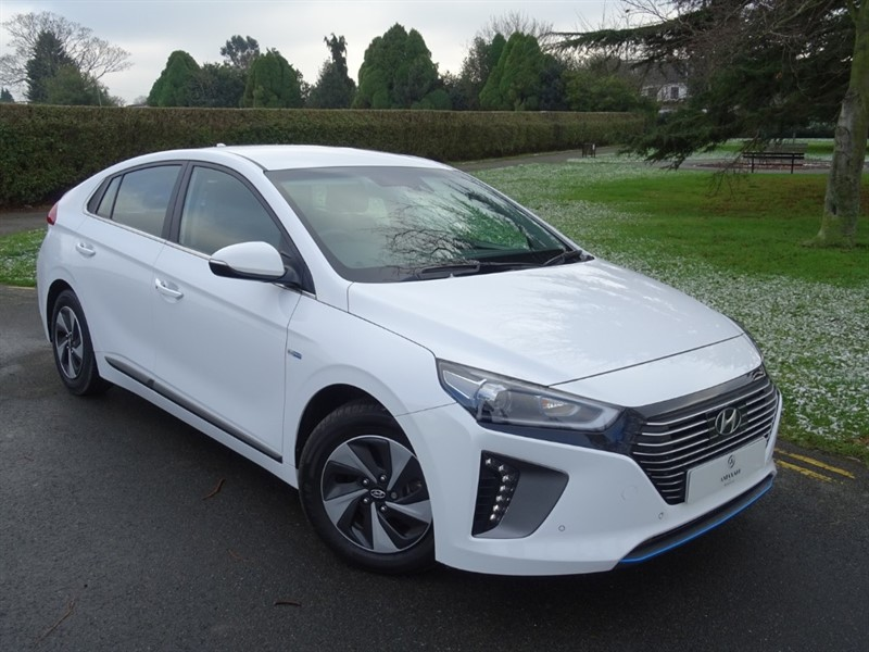 used Hyundai Ioniq PREMIUM SE in in-essex