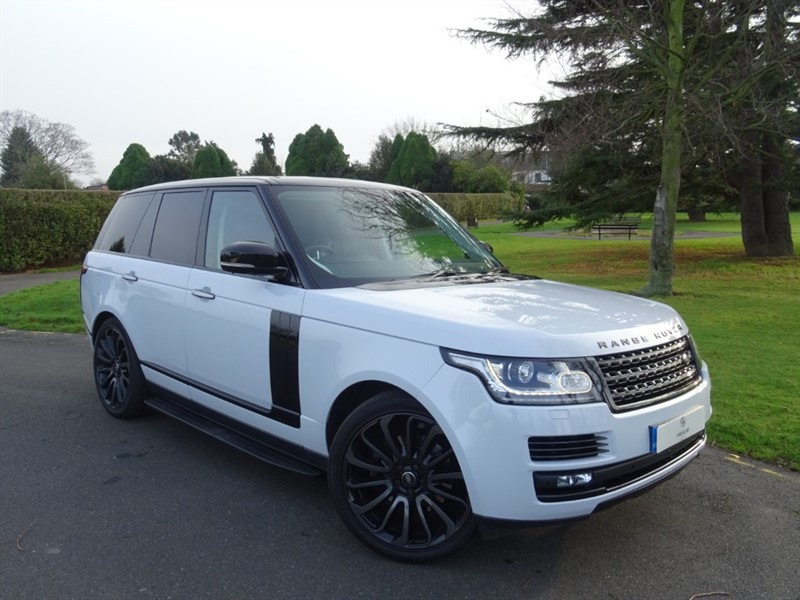 used Land Rover Range Rover TDV6 AUTOBIOGRAPHY in in-essex