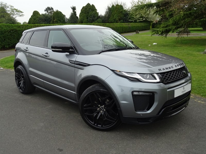 used Land Rover Range Rover Evoque SI4 DYNAMIC in in-essex