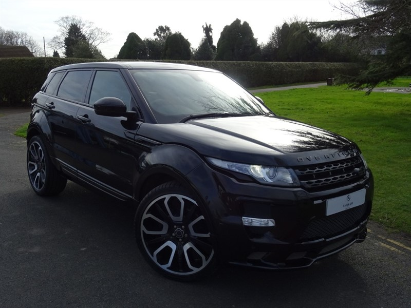 used Land Rover Range Rover Evoque SD4 PURE TECH in in-essex