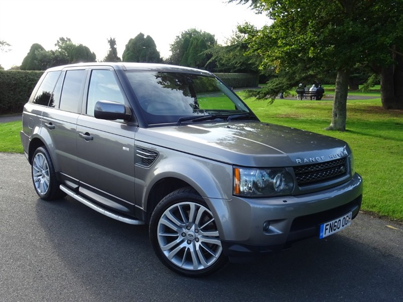 used Land Rover Range Rover Sport TDV6 HSE in in-essex